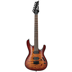 Ibanez S621QM-DEB « E-Gitarre