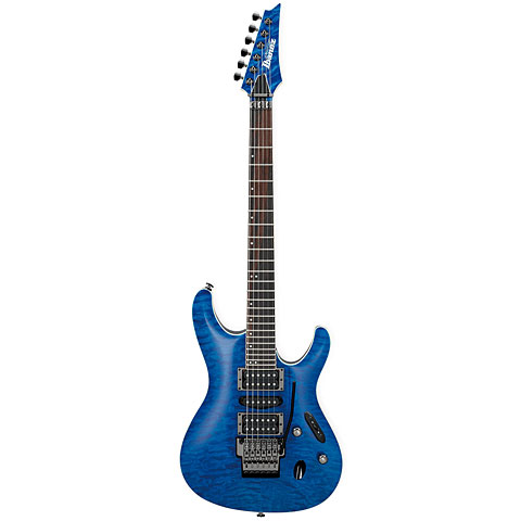 Ibanez Prestige S6570Q-NBL « E-Gitarre