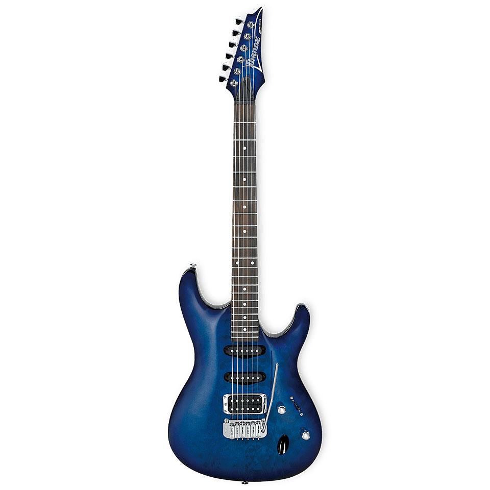 Ibanez Sa160qm Spb Electric Guitar Musik Produktiv