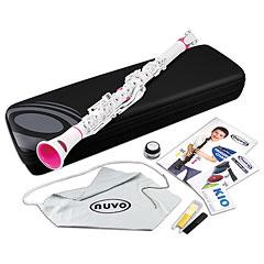Nuvo Clarinéo Standard Kit white-pink « Clarinete