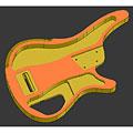 Bajo eléctrico fretless Ibanez Bass Workshop SRH500F-NNF Aerium