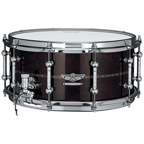Tama Star Reserve 14  x 6,5  Snare Drum Vol.3 Walnut/Bu