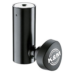 K&M 24528 Reducer Flange Black « Accessories for Loudspeakers