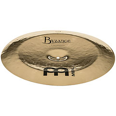 "Meinl Byzance Brilliant 18"" Heavy Hammered China « Cymbale China"