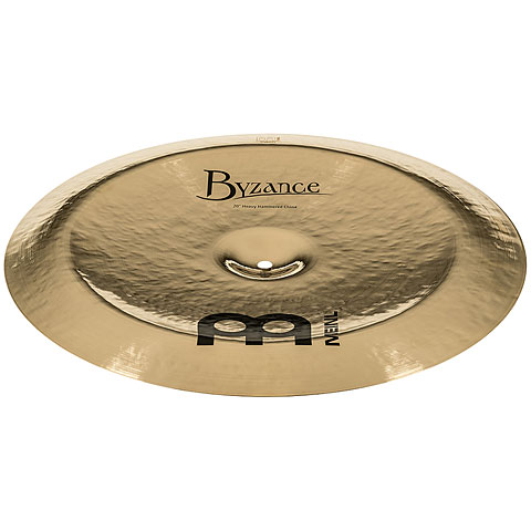 "Meinl Byzance Brilliant 20"" Heavy Hammered China"