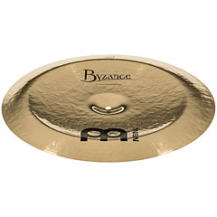 "Meinl Byzance Brilliant 20"" Heavy Hammered China « China"