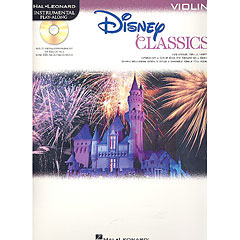 Hal Leonard Disney Classics for Violin « Play-Along