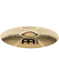 "Meinl Byzance Brilliant 20"" Heavy Hammered Crash « Cymbale Crash"