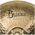 "Crash Meinl Byzance Brilliant 22"" Heavy Hammered Crash"