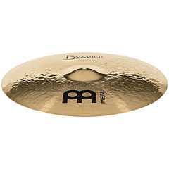 "Meinl Byzance Brilliant 22"" Heavy Hammered Crash « Cymbale Crash"