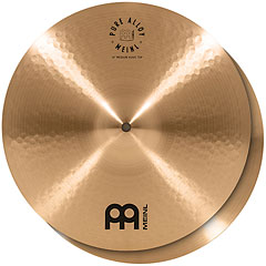 "Meinl Pure Alloy 14"" Medium HiHat « Cymbale Hi-Hat"