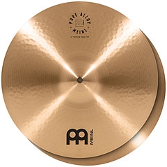 "Meinl Pure Alloy 15"" Medium HiHat « Cymbale Hi-Hat"