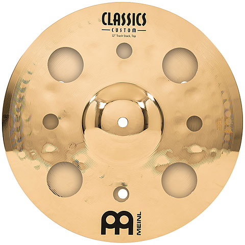 Meinl Classics Custom 12  Trash Stack