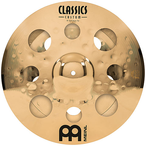 Meinl Classics Custom 16  Trash Stack