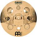 """Piatti effetto Meinl Classics Custom 16"""" Trash Stack"""