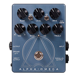 Darkglass Alpha Omega « Effectpedaal Bas