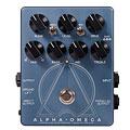 Efekt podłogowy do elektrycznej gitary basowej Darkglass Alpha Omega