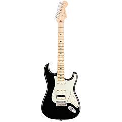 Fender American Pro Stratocaster MN BK, HSS « E-Gitarre