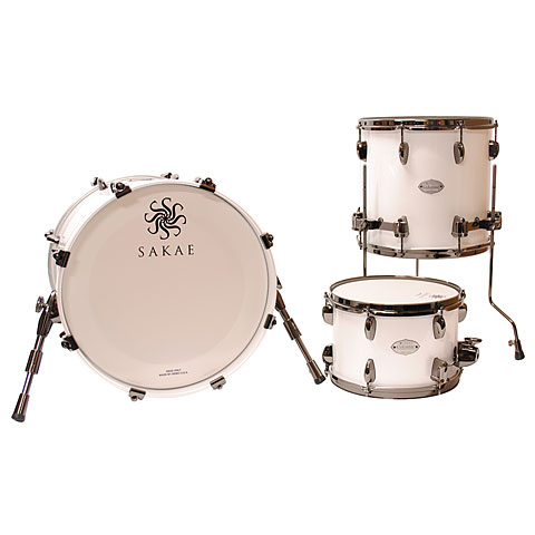 Sakae Celestial 18  Pearl White