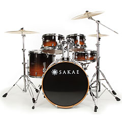 """Sakae Road Anew 22"""" Tobacco Fade « Batterie acoustique"""