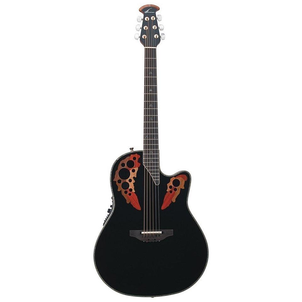 Ovation custom elite 2078ax 5 acoustic guitar for Custom elite