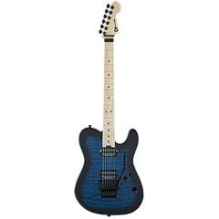 Charvel San Dimas Style 2 HH FR QM TBLB  «  E-Gitarre
