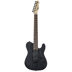 Charvel SD2-7 2H HT Pitch Black « Guitare électrique