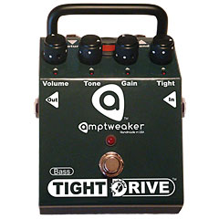 Amptweaker Bass TightDrive « Effectpedaal Bas