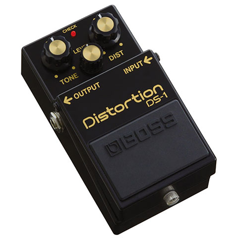 Boss DS-1 Distortion Pedal 40th Anniversary