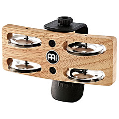 Meinl Professional Heel Tambourine « Cajon Add-on