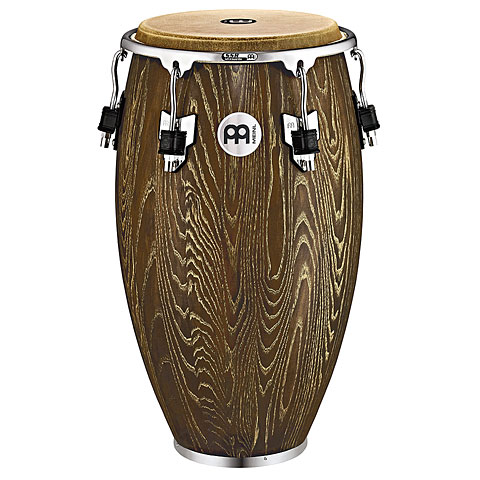 "Meinl Woodcraft 12 1/2"" Vintage Brown Tumba"