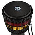 """Djembe Meinl African 10"""" Fire Rhythm Rope Tuned Wood Djembe"""