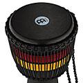 """Djembe Meinl African 12"""" Fire Rhythm Rope Tuned Wood Djembe"""