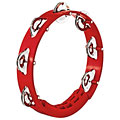 Tambourine Meinl Headliner Red Tour Tambourine, Percussion, Drums/Percussion