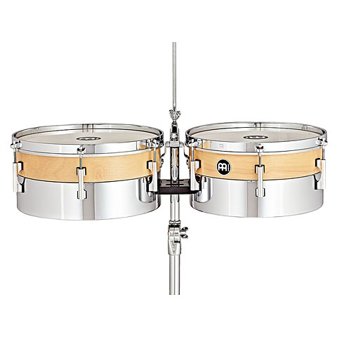 Meinl 13  & 14  Hybrid Timbales