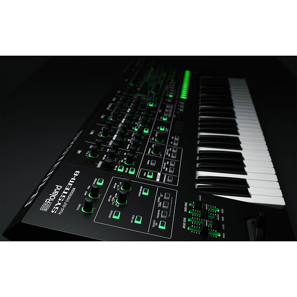 Roland Aira System 8 10093657 171 Synthesizer