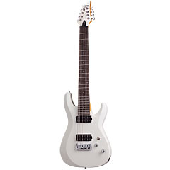 Schecter C-8 Deluxe SWH « Electric Guitar