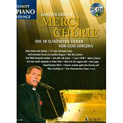 Schott Schott Piano Lounge Merci Chérie « Notenbuch