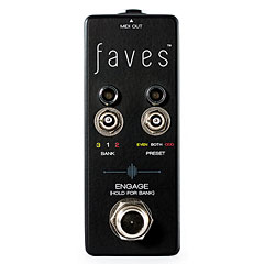 Chase Bliss Audio Faves « Effektzubehör