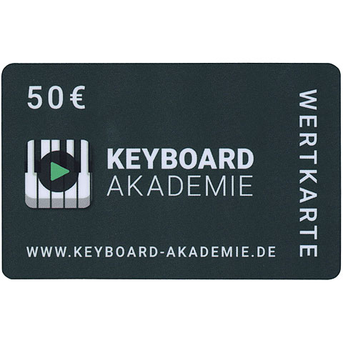 Keyboard Accessories Keyboard Akademie Wertkarte