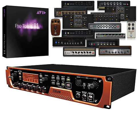 Avid Eleven Rack + Pro Tools 1 Year