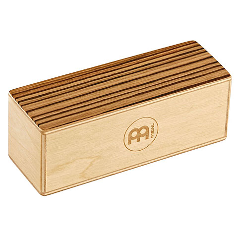 Meinl Small Exotic Zebrano Wood Shaker