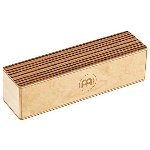 Meinl Medium Exotic Zebrano Wood Shaker