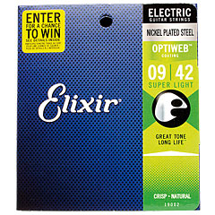 Elixir Optiweb Super Light 009-042