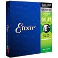 Struny do gitary elektrycznej Elixir Optiweb Super Light 009-042