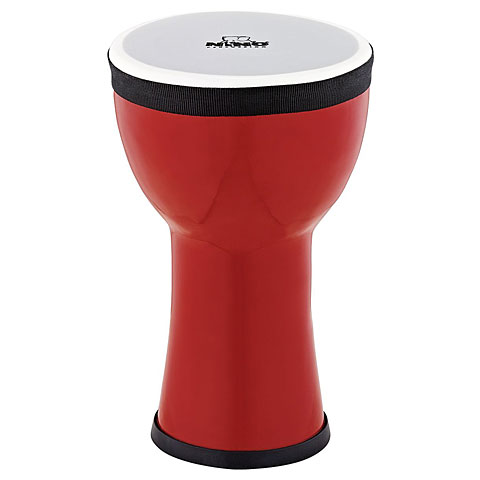 Nino Elements Fire Engine Mini Djembe
