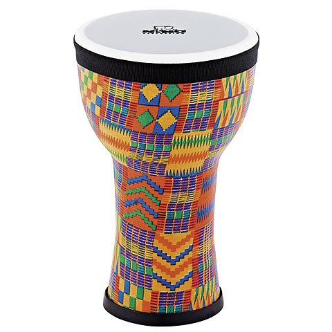 Nino Elements Kenyan Quilt Mini Djembe