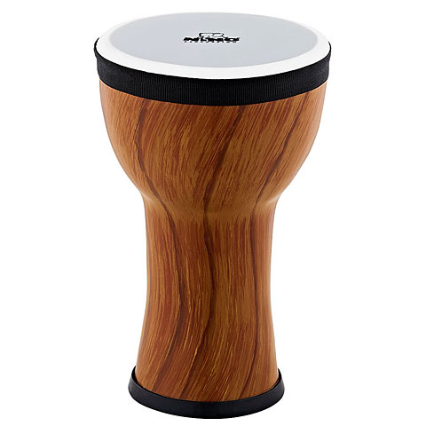 Nino Elements Twisted Amber Mini Djembe