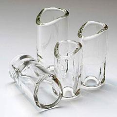 The Rock Slide Moulded Glass GRS-MC