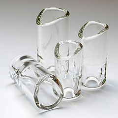 The Rock Slide Moulded Glass MD « Slide/Bottleneck